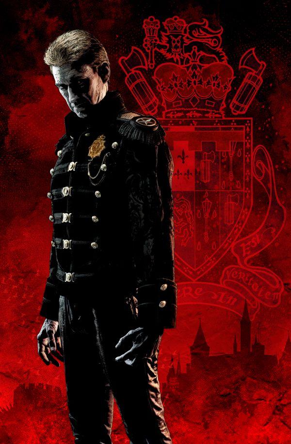 Tim Bradstreet - Vampire The Masquerade