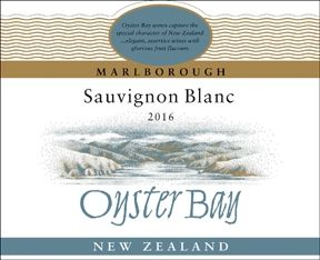 Oyster Bay 2016 Sauvignon Blanc (Marlborough) Rating and Review | Wine Enthusiast Magazine