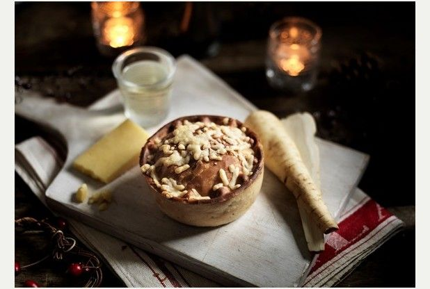 Recipe: Pieminister's recipe for festive Christingle Pie