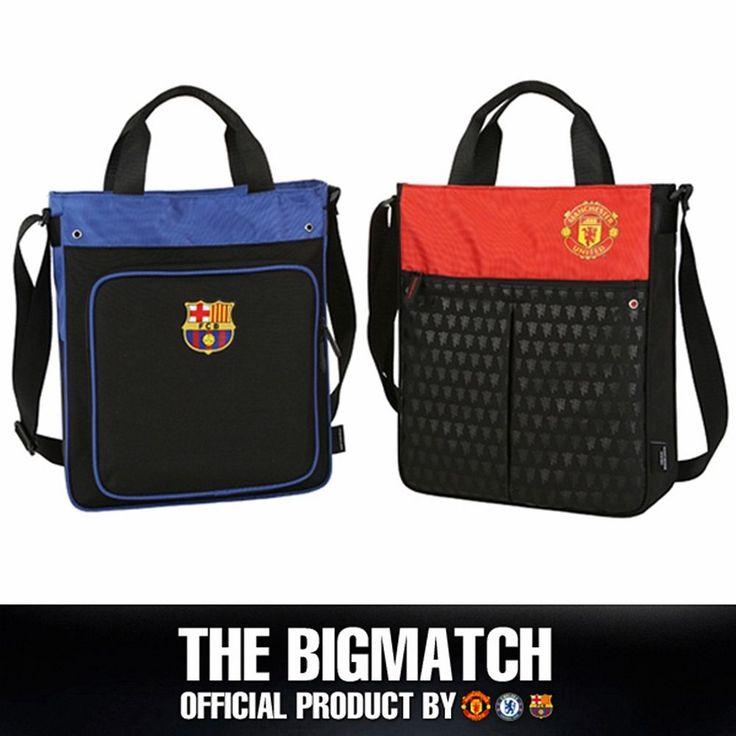 Manchester United  FC Barcelona Official backpack sport EPL assistant bag CB5S01 #Eon #Backpack