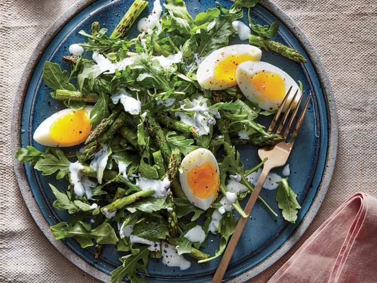 Just a hint of char on the asparagus adds fantastic complexity to this simple 5-ingredient spring salad. Look for medium stalks rather th...
