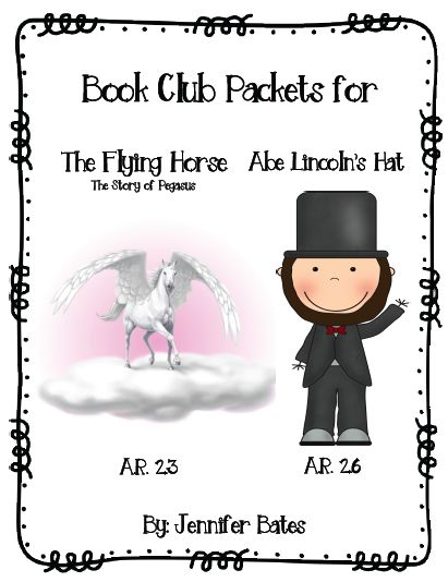 A New Book Club Packet and a FREEBIE for March 2nd.