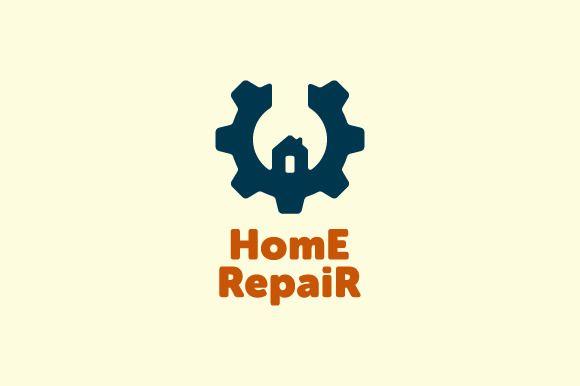 Home Repair Service logo
