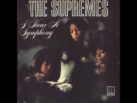The Supremes- Yesterday