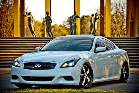Infiniti 35S I WILL OWN NEXT :) I LOVE EVERYTHING INFINITI I JUST NOTICED THAT LOL RING, NECKLACE, BRACELET, NEXT THE CAR YAHHH :):):)