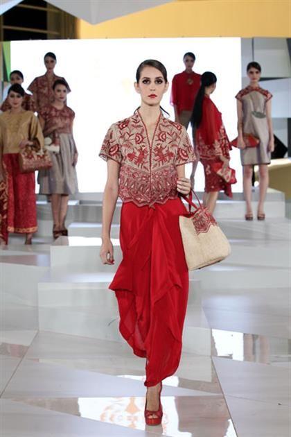 Bateeq Jakarta Fashion Week 2015 ::