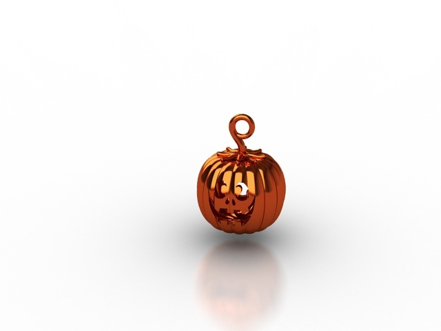Halloween charm by Chris Winspear