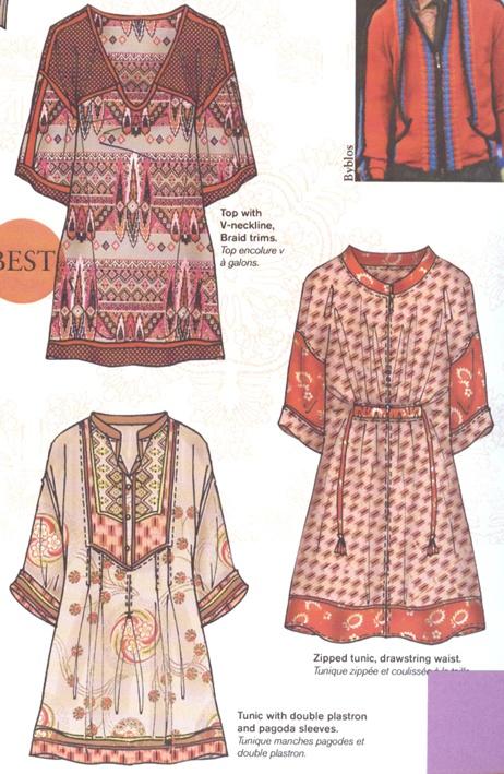 Ethnic Tunics Fashion Pinterest Ethnic Tunics And Kaftans