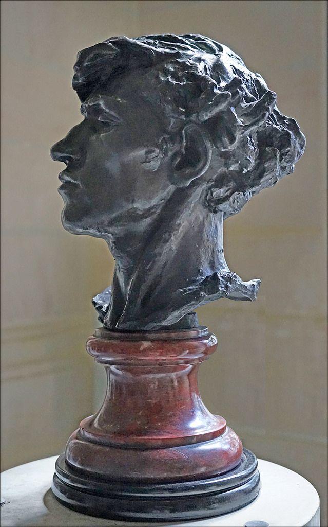 Giganti Oeuvre de Camille Claudel (1864-1943) vers 1892 Bronze Giganti était le…