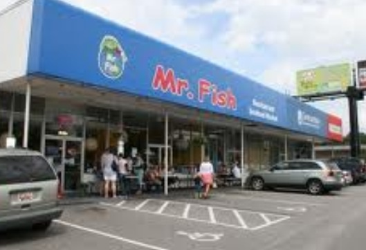 10 best food eating out 2 the menus images on for Mr fish myrtle beach menu