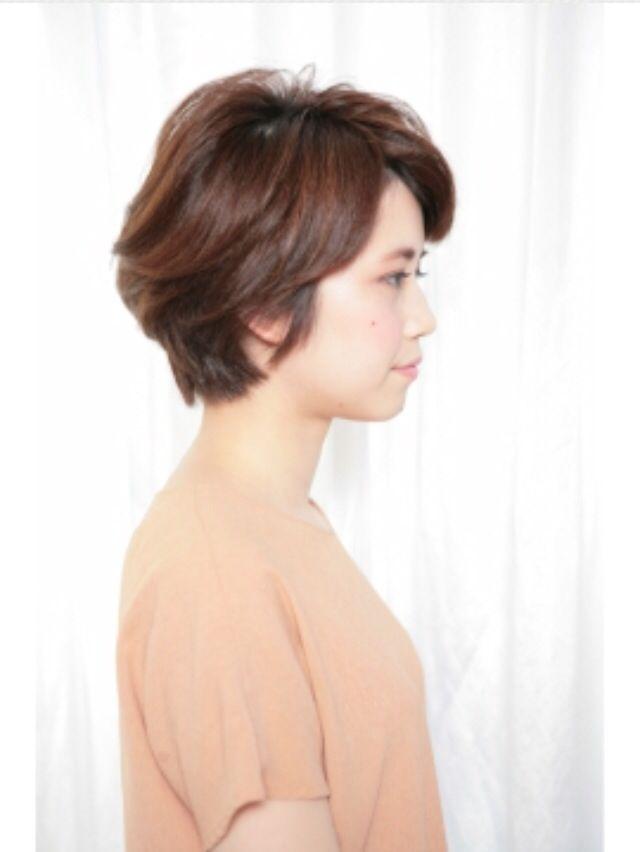 Cute Short Haircuts Pinterest