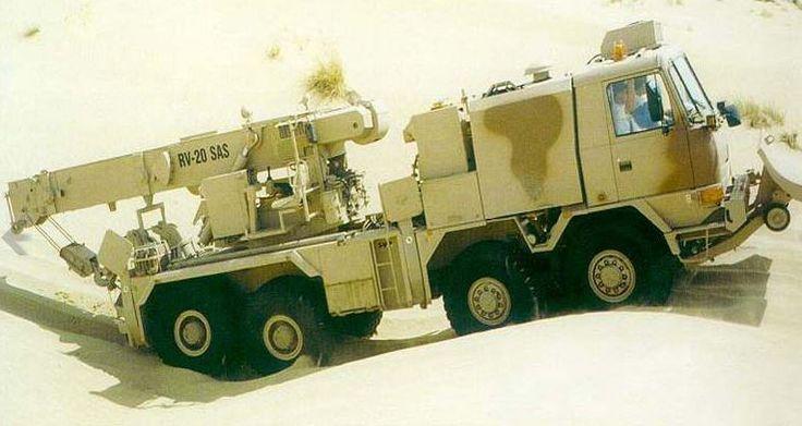 Tatra T816 LIWA, Made in Czechia