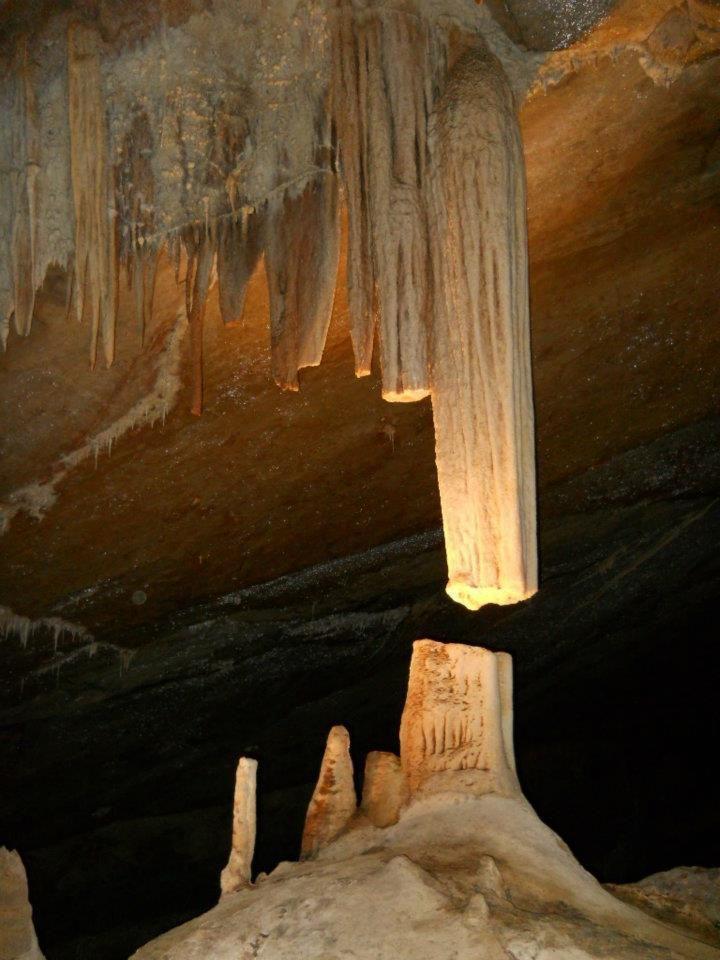 Jenolan Caves, great to explore near the Blue Mountains, NSW Australia