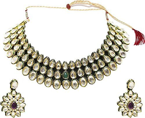 Ddivaa Elegant Bollywood Indian Gold Plated Kundan Purple... https://www.amazon.com/dp/B0723D8RKB/ref=cm_sw_r_pi_dp_x_fe-lzbWRKH8CR