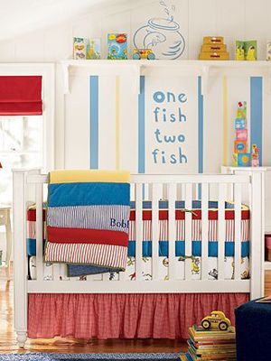 Gender Neutral Nurseries - Nursery Ideas - SLideshow