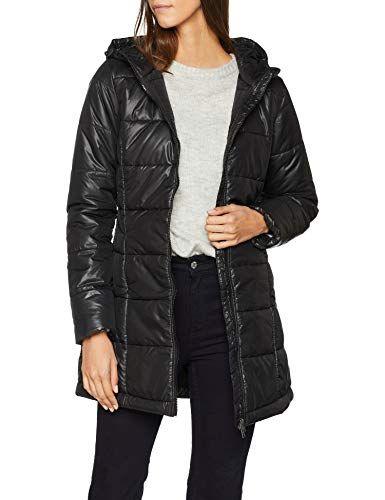 online retailer 0453b 60e79 Pepe Jeans Damen Parka Tami PL401551 Schwarz Large | Jacken ...
