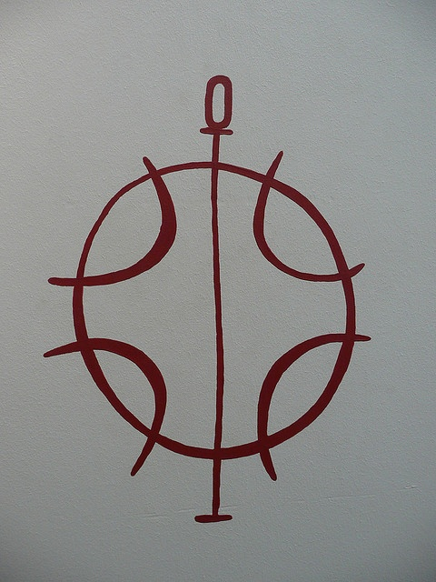 viking love symbol. Would be a cute way to show respect for our Viking ancestors. @Jillian Jamrozik @Debbie Jamrozik