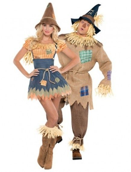 16 Coordinating Halloween Costumes for Couples