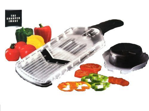 Food Network Hand Held Mandoline Slicer