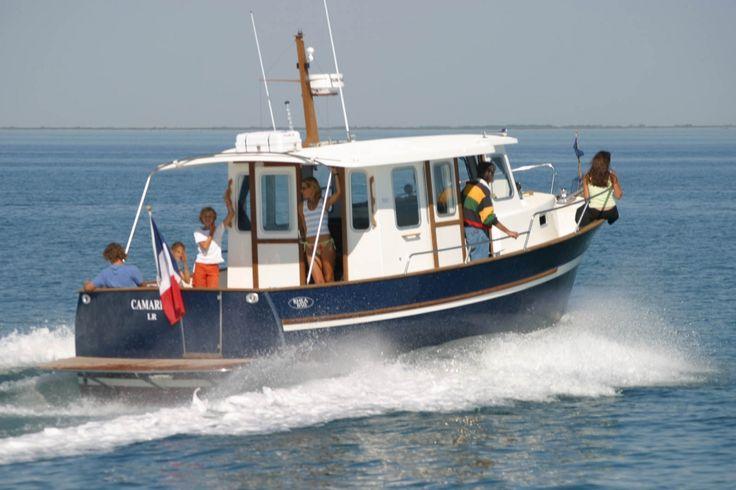 bateau de peche en bois occasion - Google Search