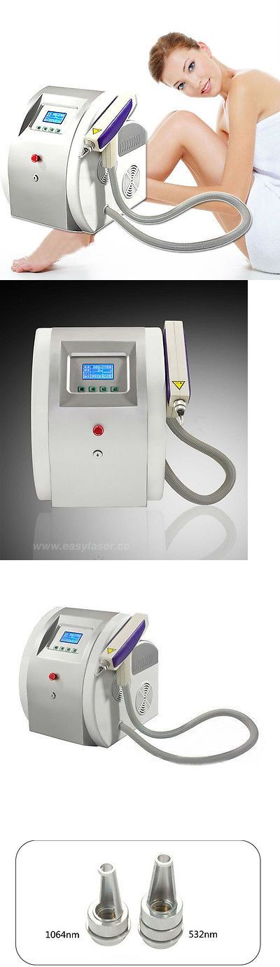 Tattoo Removal Machines: Pro New Q-Switch Nd Yag Laser Tattoo Removal Pigment Eyebrow Beauty Machine Ce BUY IT NOW ONLY: $1290.0