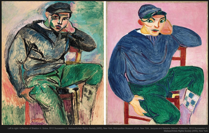 Matisse at the MET: until March 13.