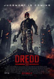 Judge Dredd Movie 2012 Download. In a violent, futuristic city where the police have the authority to act as judge, jury and executioner, a cop teams with a trainee to take down a gang that deals the reality-altering drug, SLO-MO.