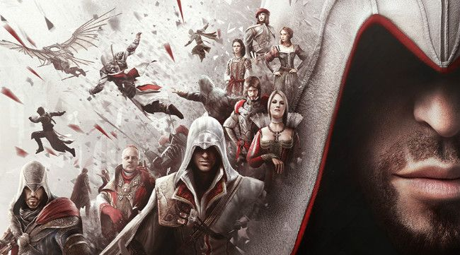 Assassin's Creed The Ezio Collection, διαφορές ανάμεσα σε PS3 και PS4