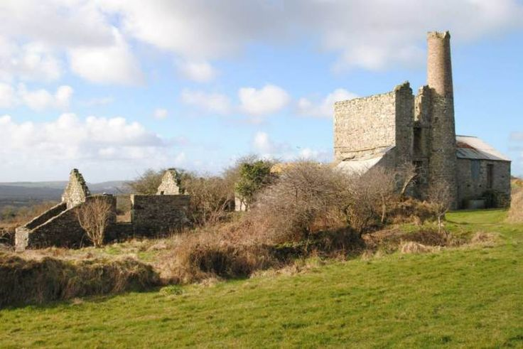 You can buy Ross Poldark's mine in Cornwall for £375,000