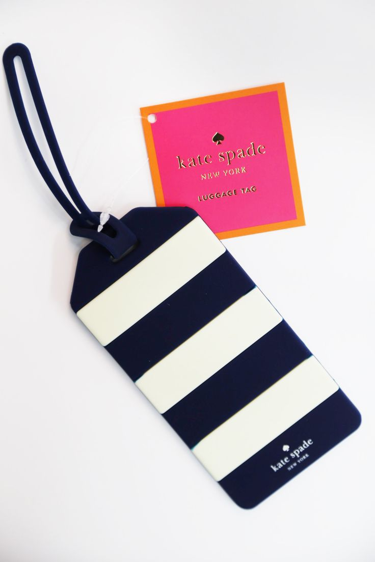 Best 25 tag luggage ideas on pinterest wedding favours useful kate spade new york luggage tag navy rugby stripe the rage 1 magicingreecefo Choice Image