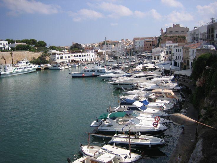 Menorca - Ciutadella Puerto - Menorca-web.de