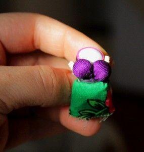Karmicielka - lalka obfitości