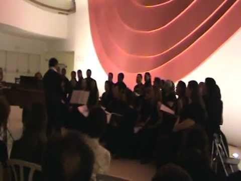 Cálice (Chico Buarque e Gilberto Gil) - Coro Luther King e Cida Moreira
