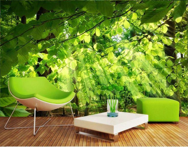 Custom 3d Nature Mural Wallpaper Nature Scenery For Walls: Top 25+ Best 3d Nature Wallpaper Ideas On Pinterest