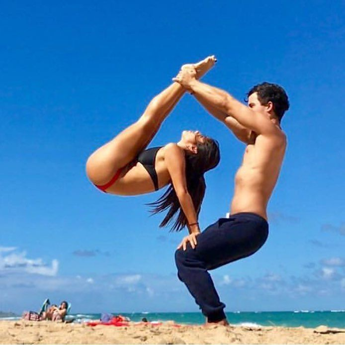 Секисвални картинки парная йога
