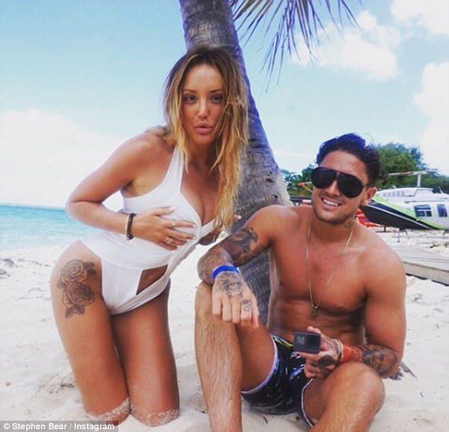 Black #Cosmopolitan Charlotte Crosby's parents SLAM Stephen Bear apology   #Charlotte, #CharlotteCrosby, #CharlotteLewis, #Genealogy, #GeordieShore, #JustTattooOfUs, #NorthCarolina, #RealityTelevision         He begged for her forgiveness in a pleading Instagram post, asking to reconcile with his ex in the New Year after their messy split. But Stephen Bear's romantic proposal has fallen on deaf ears, as he was slammed by ex Charlotte Crosby's parents over his