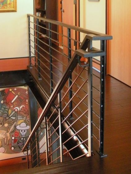 25 Best Handrail Ideas On Pinterest: 41 Best Images About My Stairway To Heaven... On Pinterest