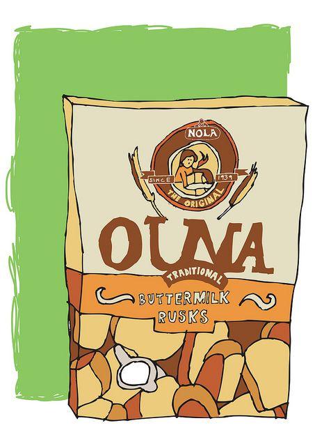 Ouma Rusks - oh how I miss you