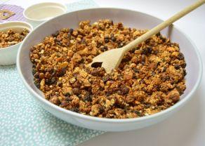 Fotografie článku: Recept na domácí müsli krok za krokem