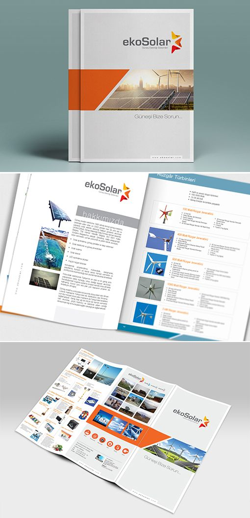 #ekosolar #catalog #brochure