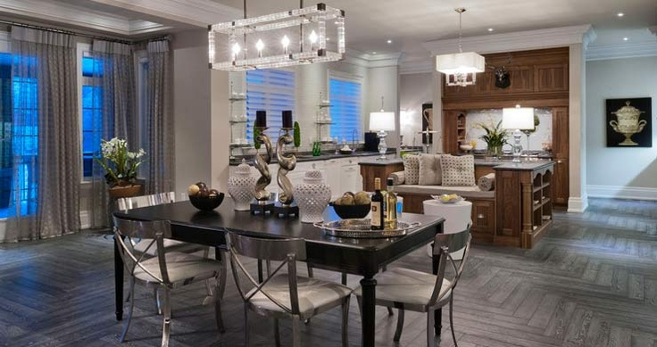 The Princess Margaret Home Lottery Showhome 1 - Dinette