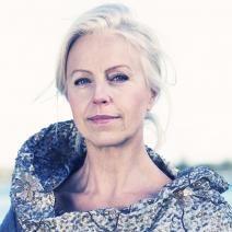 Anne Sofie von Otter, acclaimed mezzo soprano.