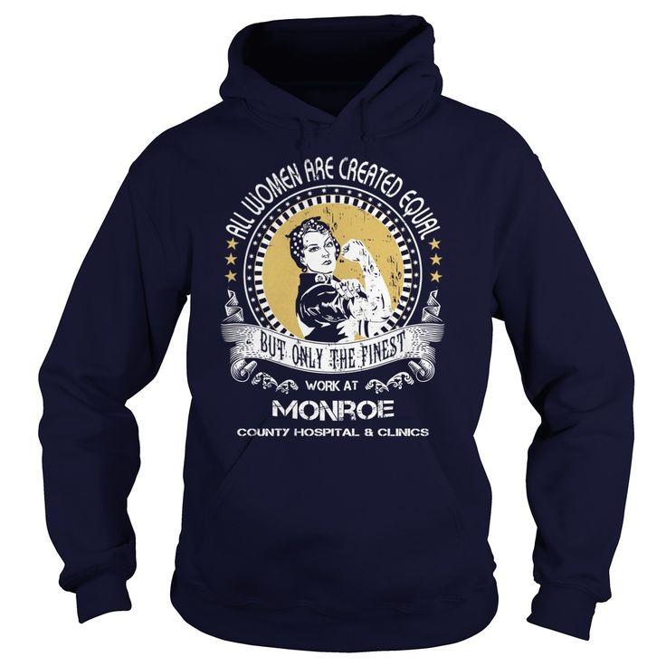 Monroe County Hospital  Clinics - Monroe County Hospital Clinics (Hospital Tshirts)
