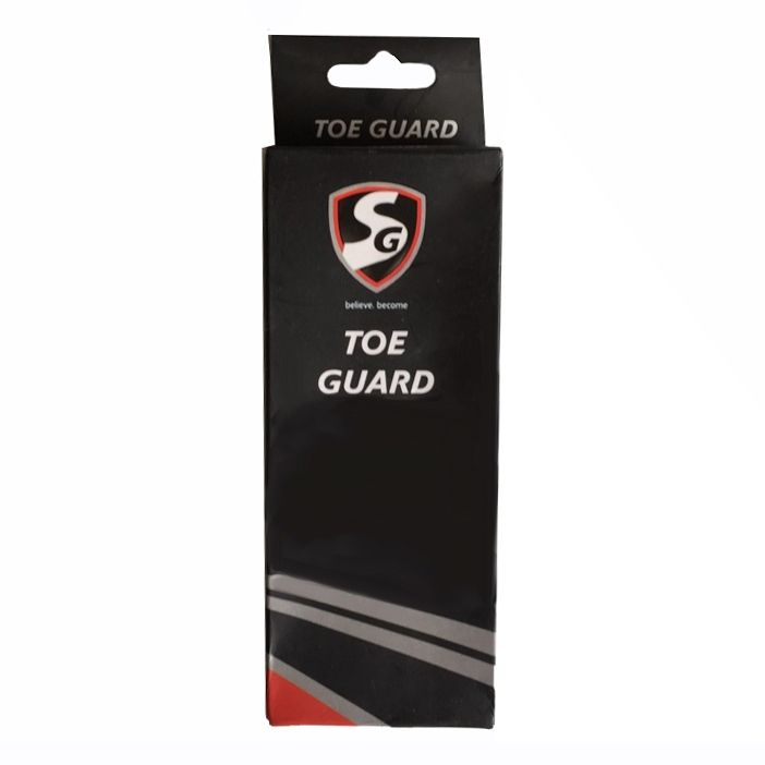 SG Toe Guard Replacement DIY Kit comes wih 2 strips of durable toe guards.