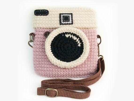 Crochet Diana Light Purple Purse (Size 6 inch)