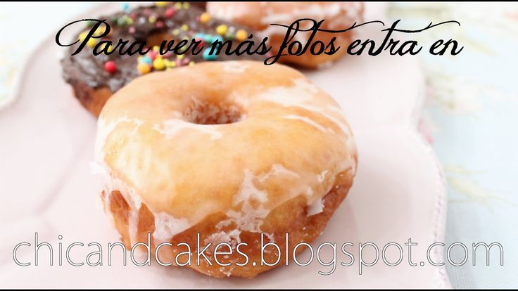 Donuts caseros con thermomix - Chicandcakes - OurcreativeWorld