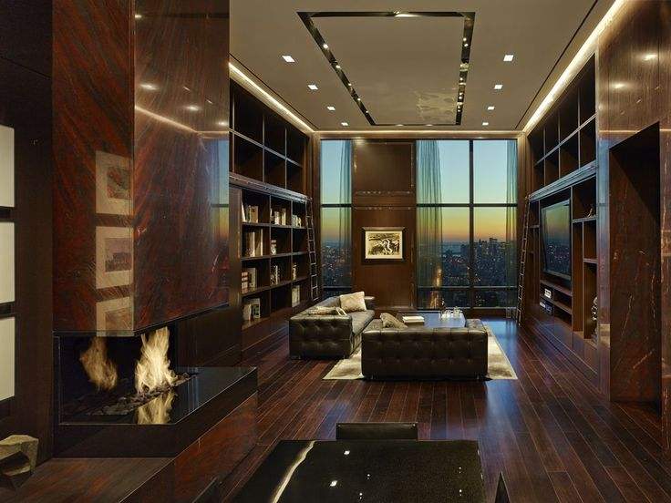 49 photos inside a billionaires totally bonkers nyc penthouse curbed nyclockmenumore arrow