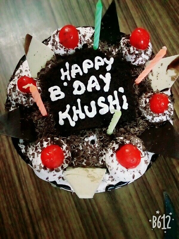 Happy Bday To Me Khushi 20th April 2018 Dpzzz In 2019