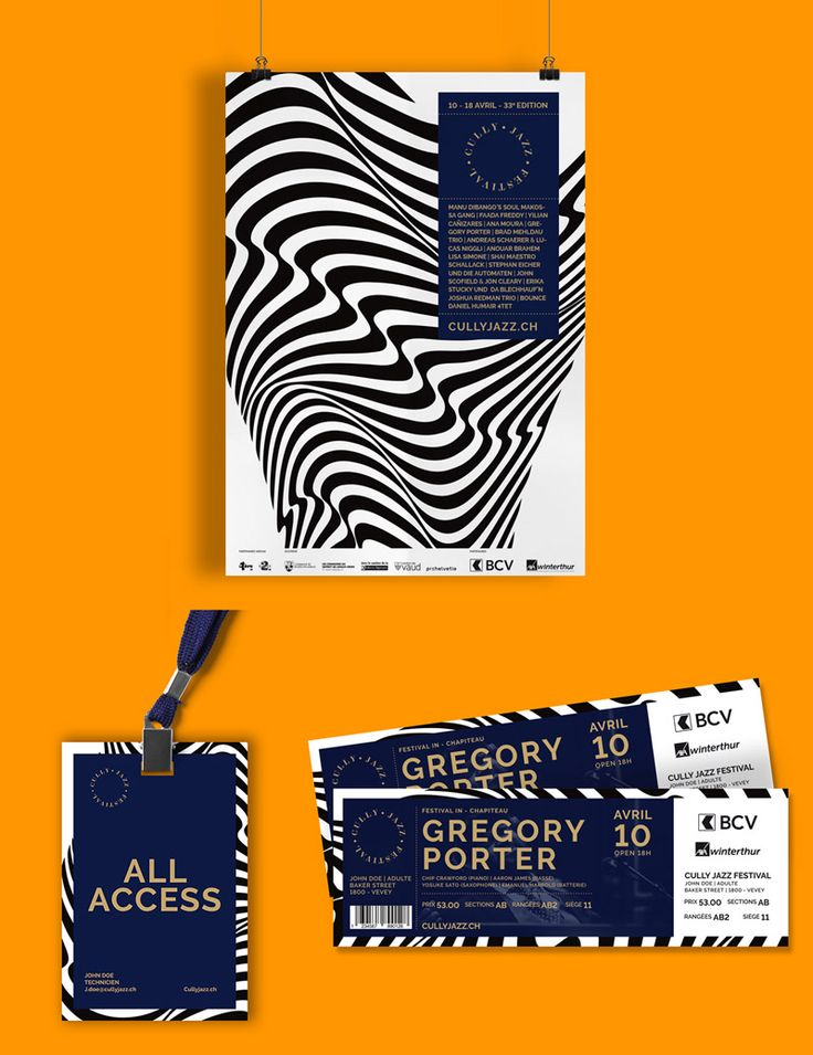 Mixed Graphic Design Inspiration
