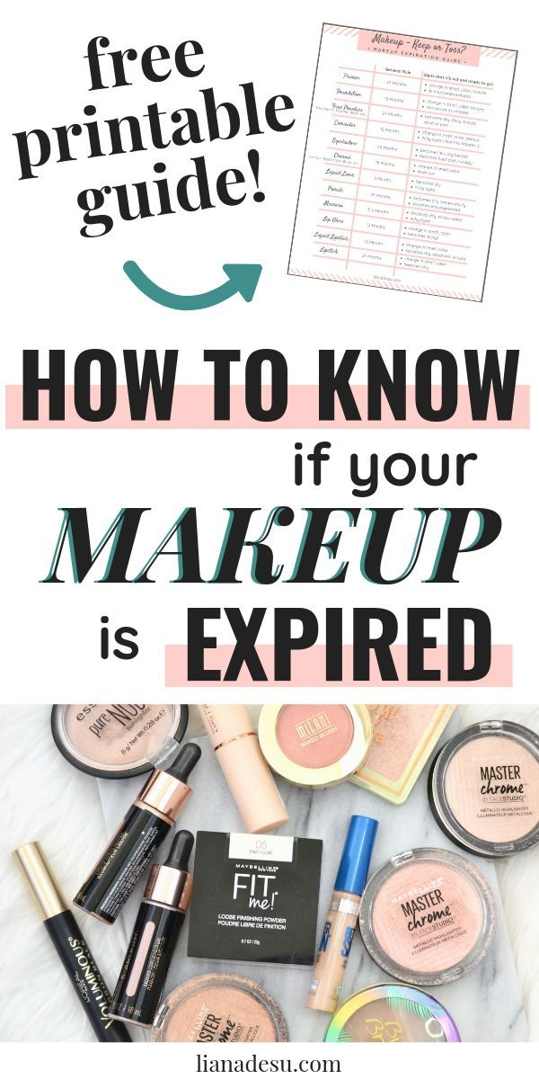 How Do You Know if Makeup is Expired? A Guide To Makeup